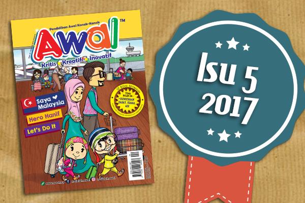 Majalah AWAL Edisi 5 2017