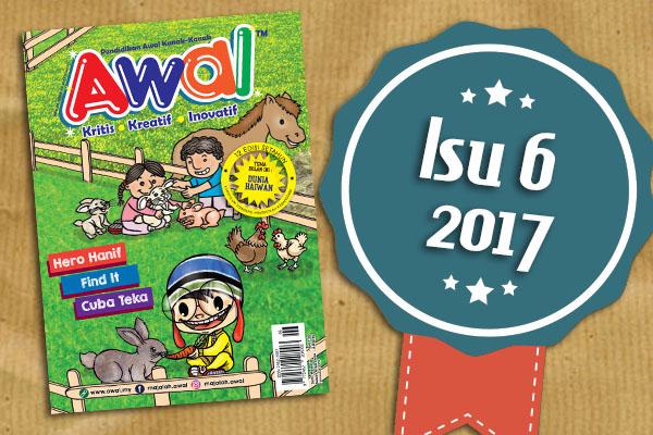 Majalah AWAL Edisi 6 2017